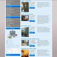 Web aplikacija za prodaju nekretnina povezana XMLom sa Oglasnikom